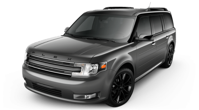 New 2019 Ford Flex SEL SUV Casper, WY